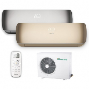 Hisense AS-18HR4SQBTD(P)G Premium Design Super DC