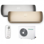 Hisense AS-10UR4SVPSC5G(W) Premium SLIM Design Super DC